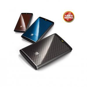 ProBox 菱格紋 USB 3.0 2.5吋 SATAIII 鋁合金SSD HDD 硬碟外接盒