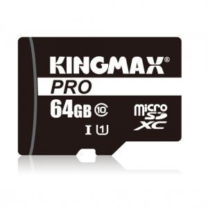 Kingmax microSDXC PRO高速記憶卡