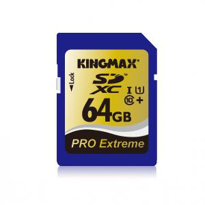 Kingmax SDXC PRO Extreme超高速記憶卡