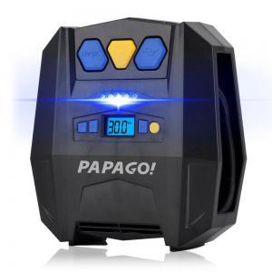 PAPAGO i3 智能數位高速打氣機 ~ 可預設胎壓值調整