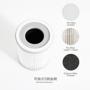 Probox 空氣清淨機三效抗菌濾網(僅限汽車線上情報誌專屬粉絲訂購)